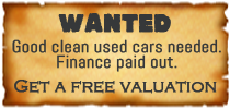 Free Car Valuations